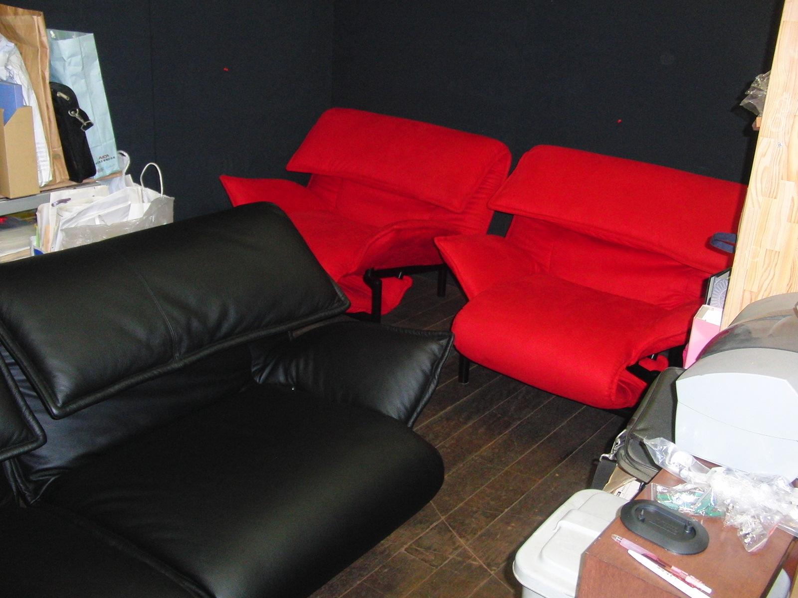 家庭用椅子張り替え0324-1