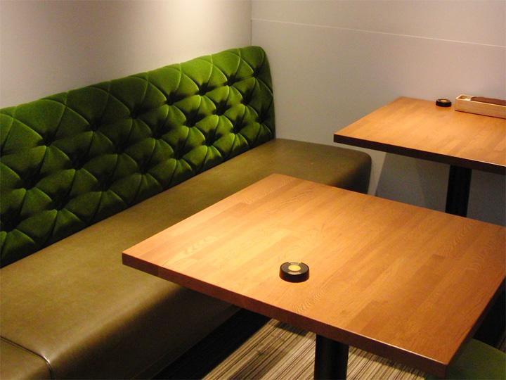 ソファ+2名テーブル